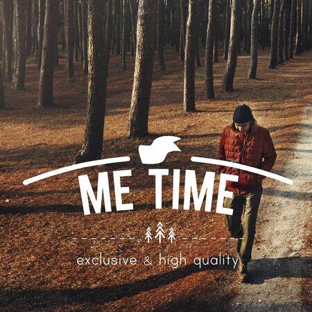 punctual: Me Time por vida Puntual concepto de gesti�n de la Lista