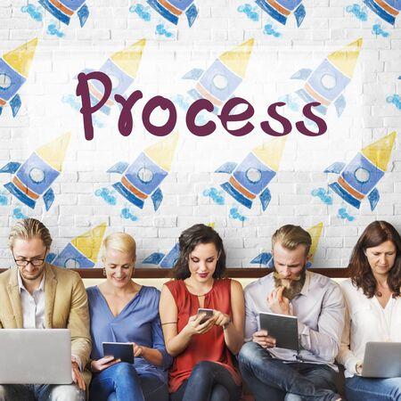 method: Process Method Organization Procedure Concept