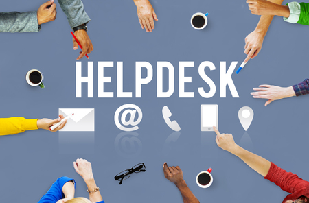helpdesk: Helpdesk Support Information Support Concept