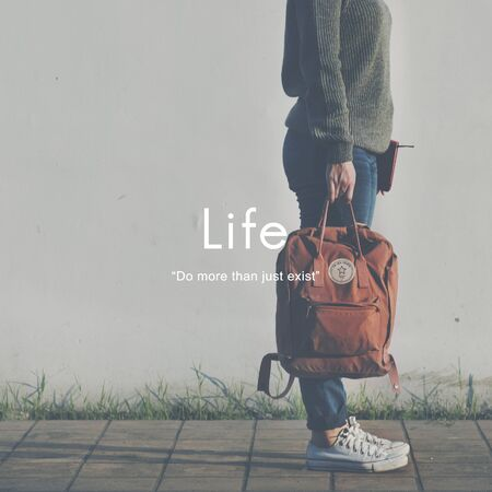 living being: Life Lifestyle Living Being Balance Concept