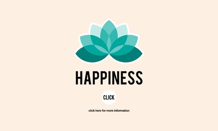 positivity: Happiness Enjoyment Recreation Relaxation Positivity Concept