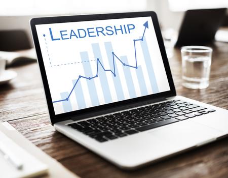 no integrity: Leadership Management Skills Leader Support Concept