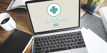 healthcare and medicine: Hospital Healthcare Disease Medicine Concept