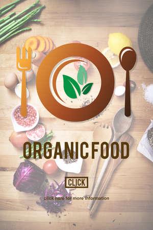 Bio sain Nourishment Concept