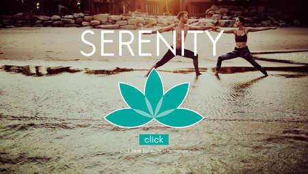 fitness hombres: La meditación Equilibrio Yoga Relajación Zen de la serenidad