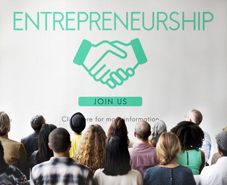 environmental conversation: Entrepreneurship Corporate Enterprise Dealer Concept