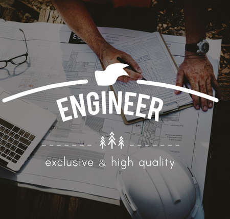 electronically: Engineer Engineering Mechanical Machinery Innovation Concept