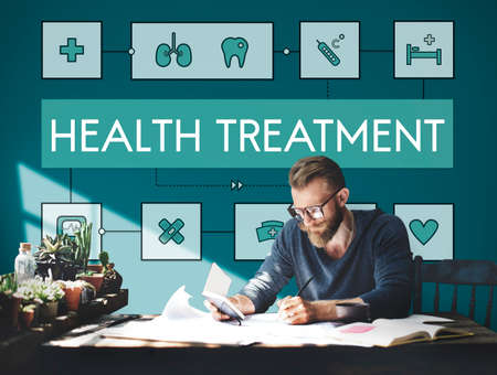 medical cure: Health Cure Medicine Medical Wellness Concept Stock Photo