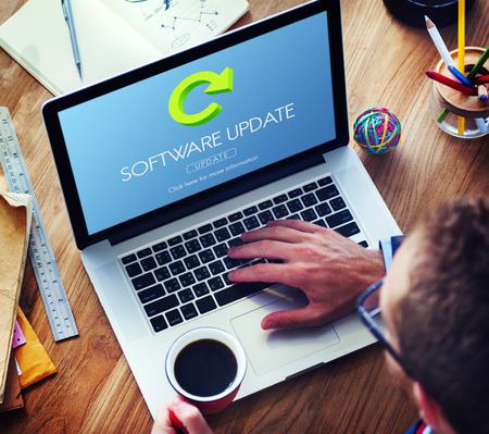 place of research: Software Update Program Digital Improvement Concept