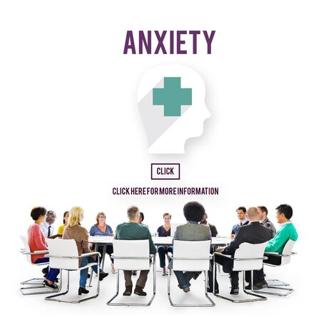 unease: Anxiety Medicine Disorder Angst Concept
