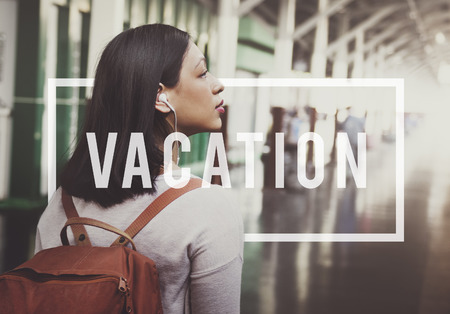 carefree: Vacation Trip Holiday Carefree Freedom Relaxation Concept