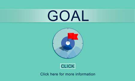Goal Inspiration Achievement Aspiration Concept