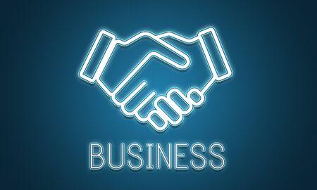 shareholder: Partnership Agreement Cooperation Collaboartion Concept