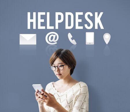 joining services: Helpdesk Support Information Support Concept