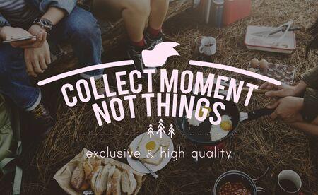 cobrar: Collect Moments Enjoyment Explore Lifestyle Concept