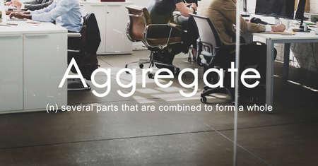 gather: Aggregate Assemble Accumulate Gather Unity Concept