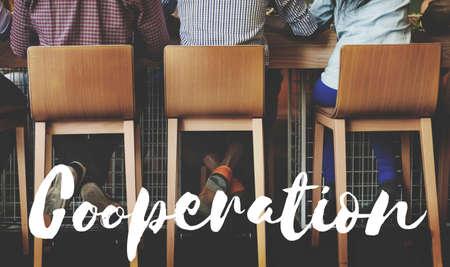 Cooperation Agreement Alliance Association Concept