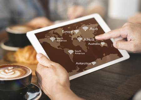 pinning: Location Destination Map Direction Journey Concept