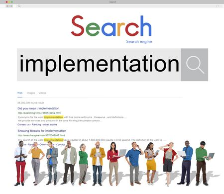 maintaining: Implementation Execution Maintaining Perform Concept