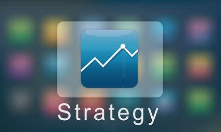 corporations: Application Business Communication Graphic Concept