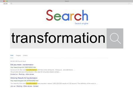 alteration: Transformation Change Conversion Transfiguration Alteration Concept