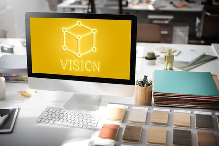 notion: Art Notion Scheme Thought Vision Visual Graphic Concept