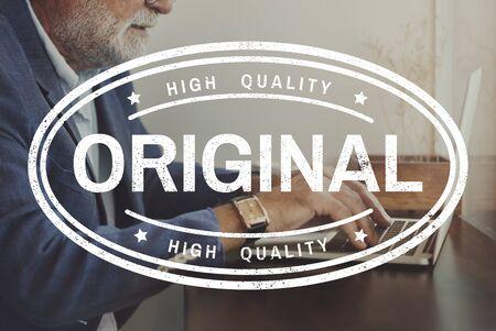 limited: Original Premium Limited Quality Concept