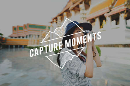 recoger: Momentos de captura Recoger Placer Explora Concept