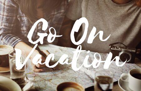 wanderlust: Vacation Adventure Wanderlust Explore Travel Concept