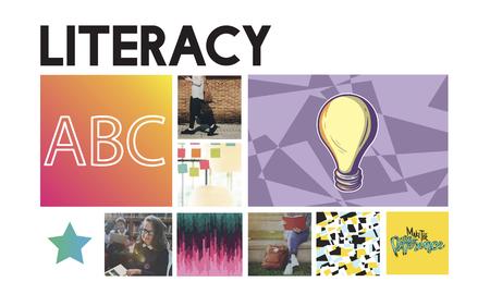 Literacy concept
