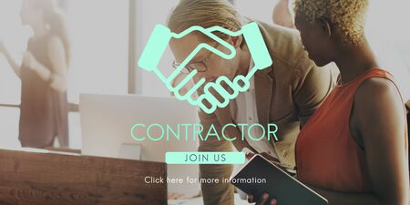 covenant: Contractor Deal Agreement Covenant Contraction Concept