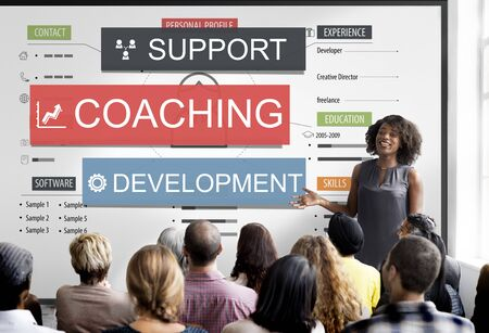 skilled: Development Practice Competence Skilled Talent Concept Stock Photo