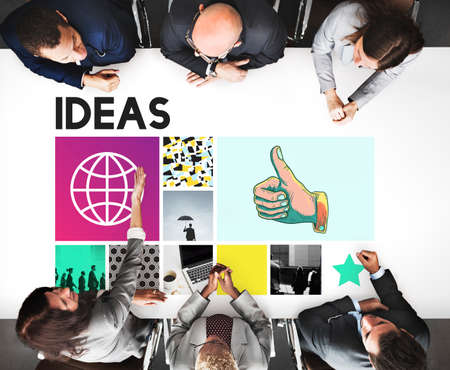 thumps up: Ideas Thumps up Mission Strategy Concept