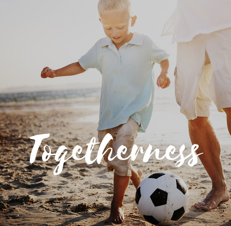 Togetherness concept Stock Photo