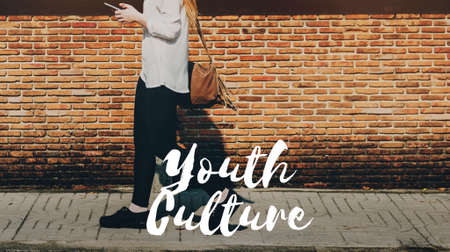 norms: Youth Culture Young Customs Norms Concept