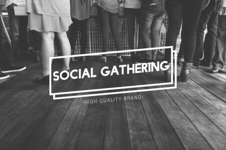 meetup: Social Gathering Community Society Unity Group Concept