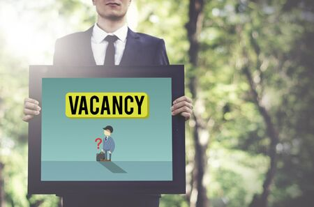 available: Vacancy Career Recruitment Available Job Work Concept
