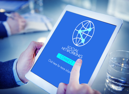Verbinding Internet Communication Network Sharing Concept