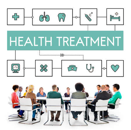 cure: Health Cure Medicine Medical Wellness Concept Stock Photo