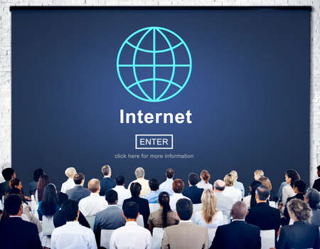 to incorporate: Internet Online Technology Connect Website Concept Stock Photo