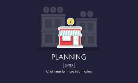 opportunity: Plan Planning Business Opportunity Work Concept Stock Photo