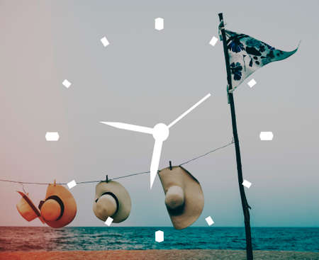 punctual: Reloj de gestión del tiempo de sincronización puntual Organización Concepto