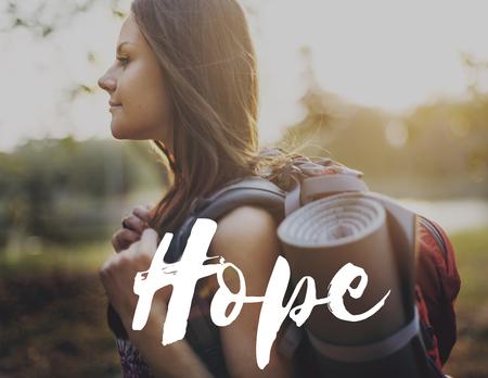 Hope Faith Belief Wish Expectation Hopeful Concept