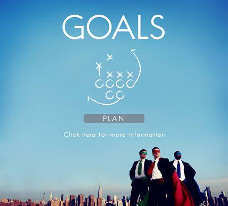 creer: Goals Aim Aspiration Believe Inspiration Target Concept