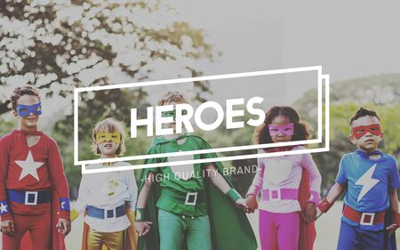 role model: Heroes by Heart Capable Role Model Idealized Concept
