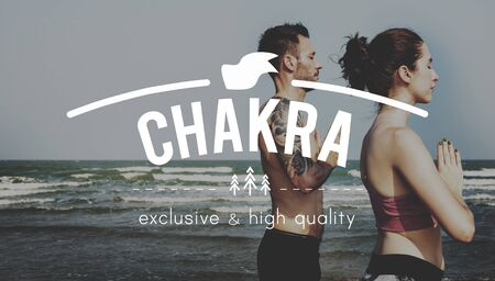 chakra: Chakra Concentration Meditation Nature Spiritual Concept
