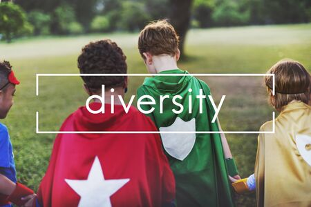 dissimilarity: Diversity Variation Variety Difference Contrast Concept