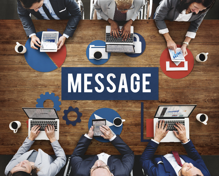 Message concept in a meeting