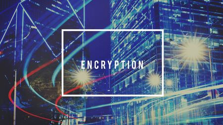 computer language: Encryption Coding Computer Language Encrypt Concept