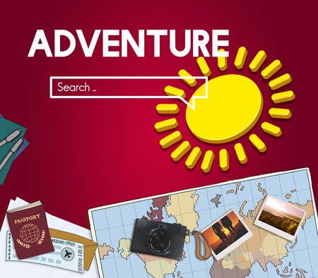 Online search with adventure concept